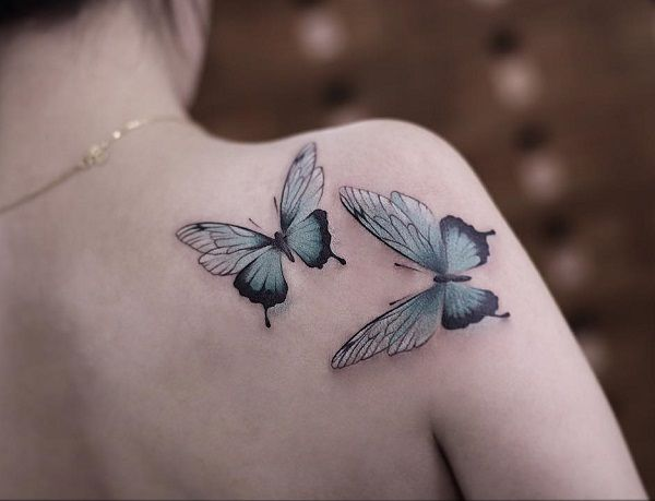 Photo of 100+ Amazing Butterfly Tattoo Designs | Art and Design