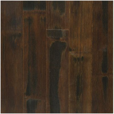 Bamboo Flatten Bamboo 5 8 Thick X 3 1 4 Wide X Varying Length Solid Flooring Bamboo Hardwood Flooring Bamboo Flooring Maple Hardwood Floors