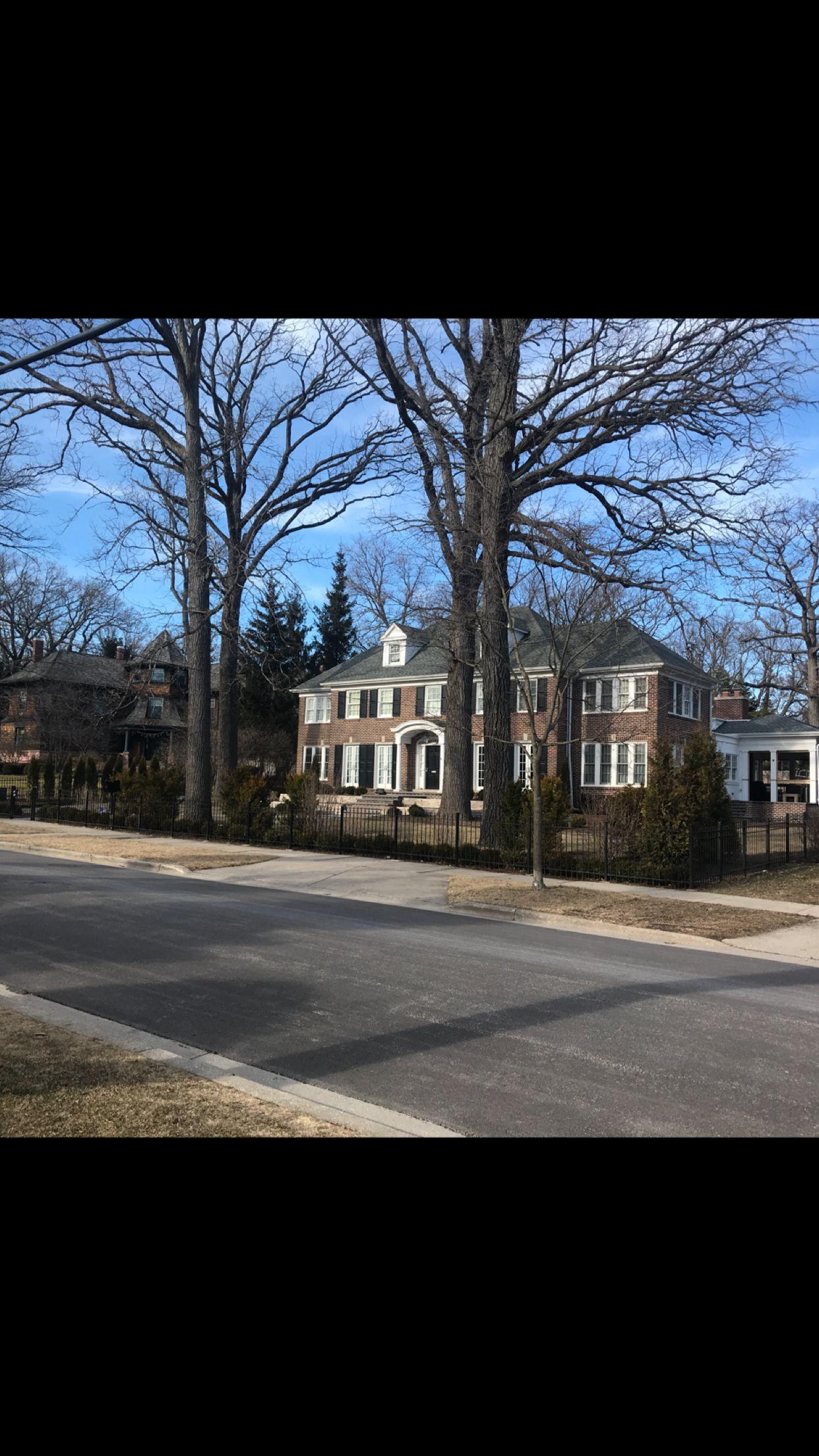 The Home Alone House in Winnetka, IL. | Chicago/Winnetka ...
