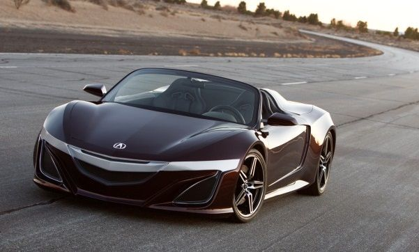 Superbe Acura NSX Roadster   Tony Starks New Ride In The Avengers 2012 Hot Rides