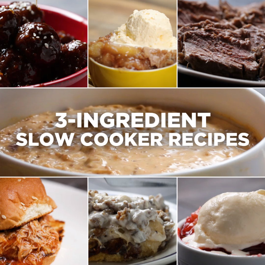 3 ingredient slow cooker recipes dessert pulledpork 3 ingredient slow cooker recipes dessert pulledpork applecobbler dinner forumfinder Image collections