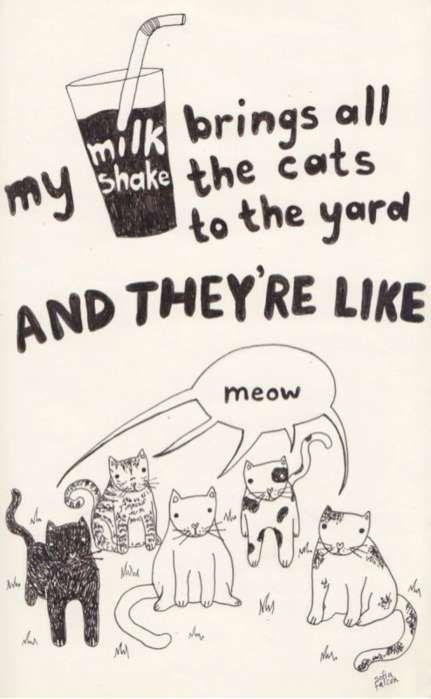 Feline-Infused Pop Tributes