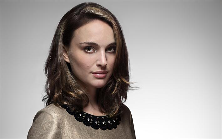Wallpaper Natalie Portman Hd 4k Celebrities 8565: Download Wallpapers Natalie Portman, American Actress, 4k