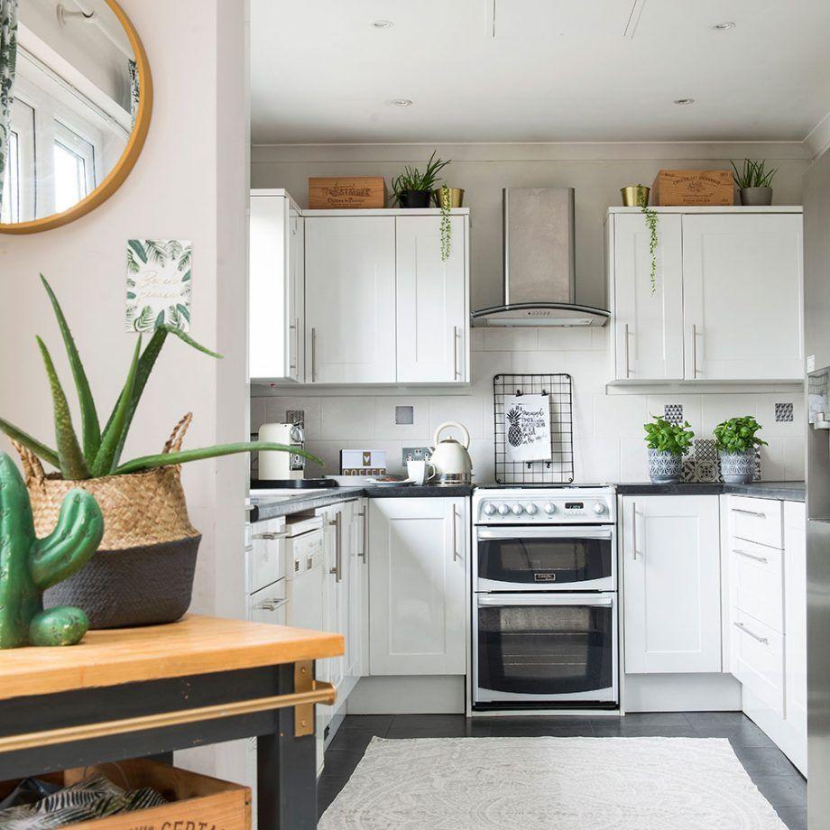 White kitchen ideas – 16 schemes that are clean, bright ...