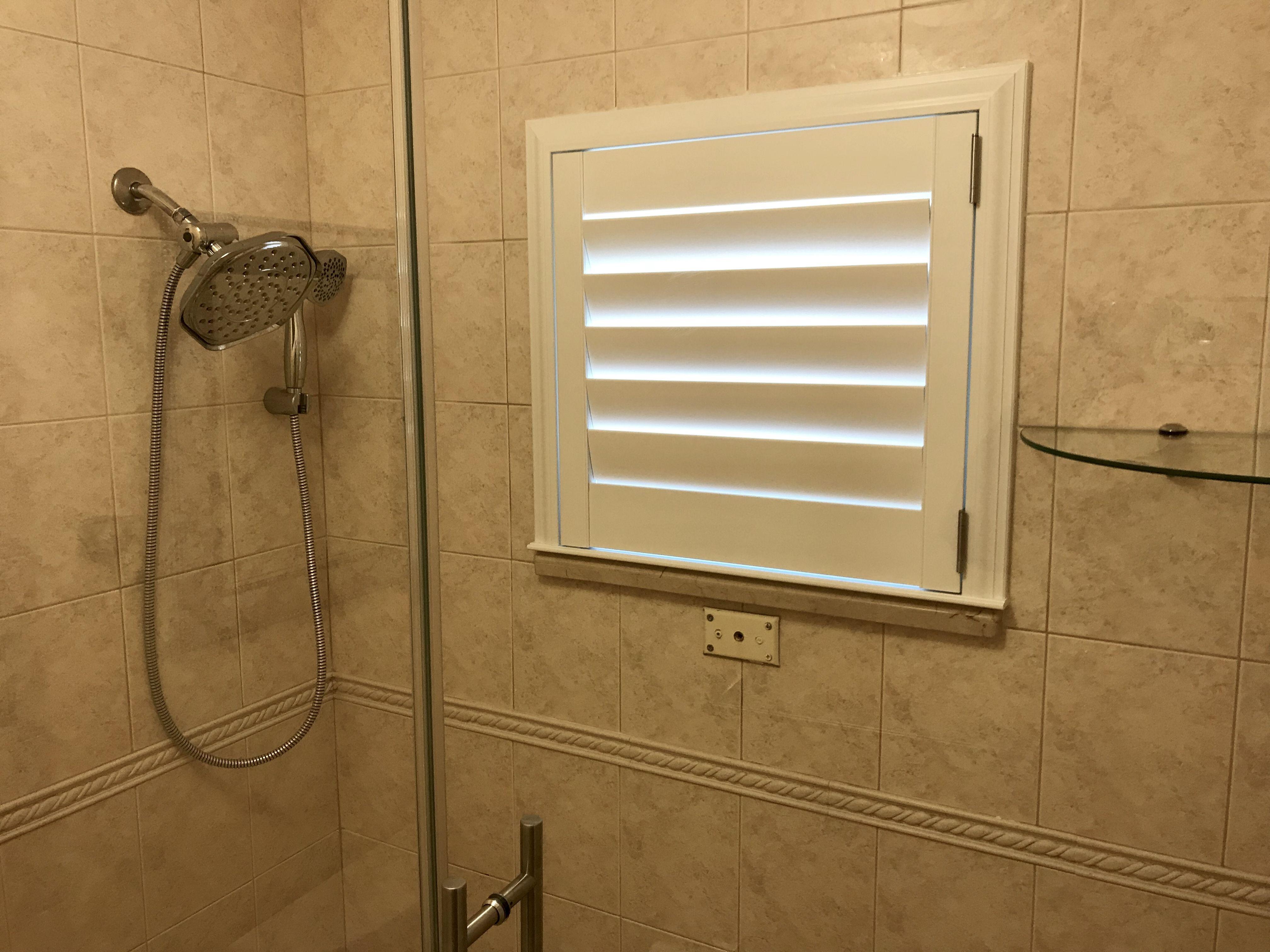 waterproof shower door in bathroom windows window blinds for small front mini
