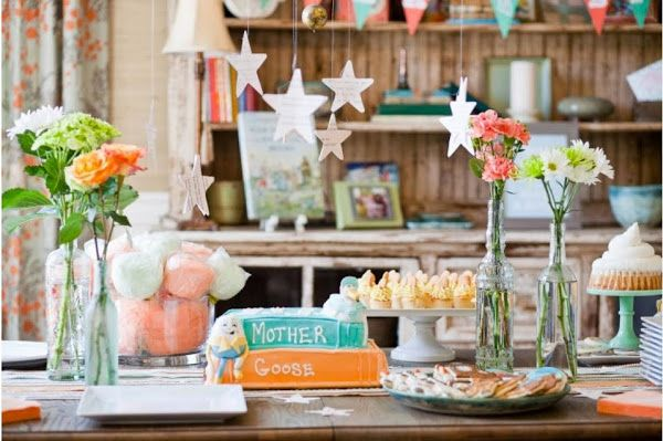Everything you need to throw a kids Nursery Rhyme party