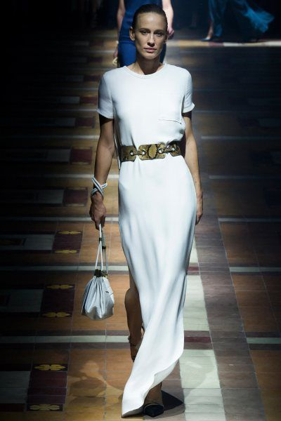 Lanvin Spring 2015 http://www.style.com/fashion-shows