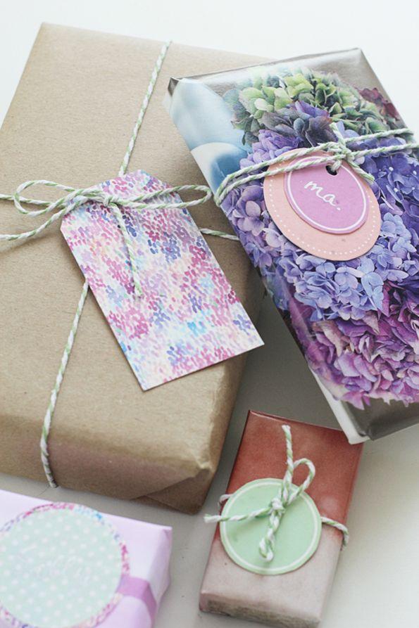Paquetes originales envolturas de regalos Pinterest Envoltura - envoltura de regalos originales