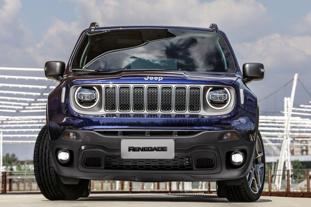 Jeep Renegade 2020 Precios Versiones Y Equipamiento En Mexico