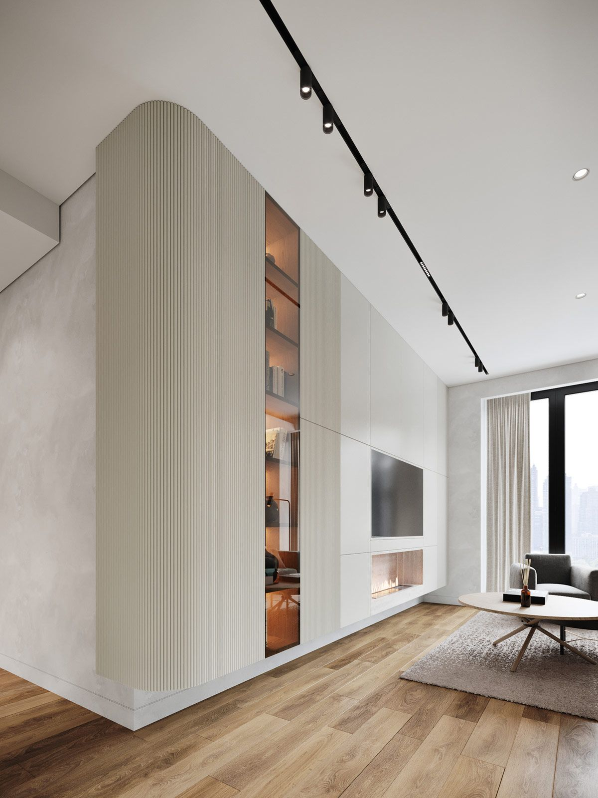 Colouring A Cohesive Home Interior In 2021 Condo Interior Design Condo Interior Modern Bedroom Interior