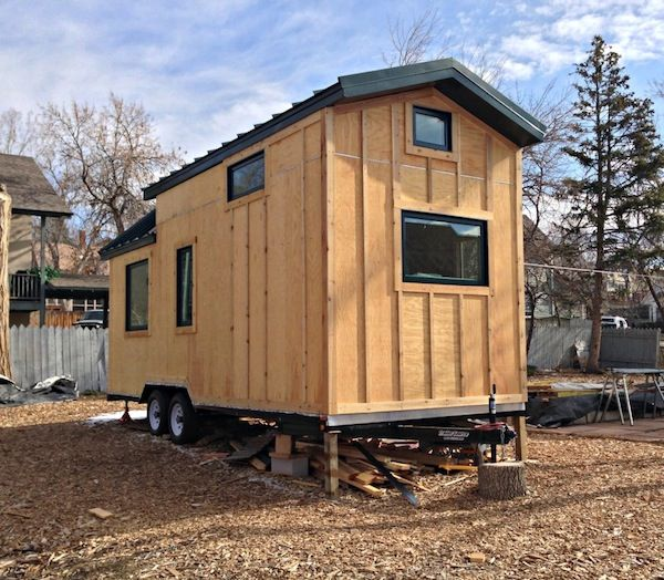 tiny house construction. Tiny House Construction Projects Rising! R