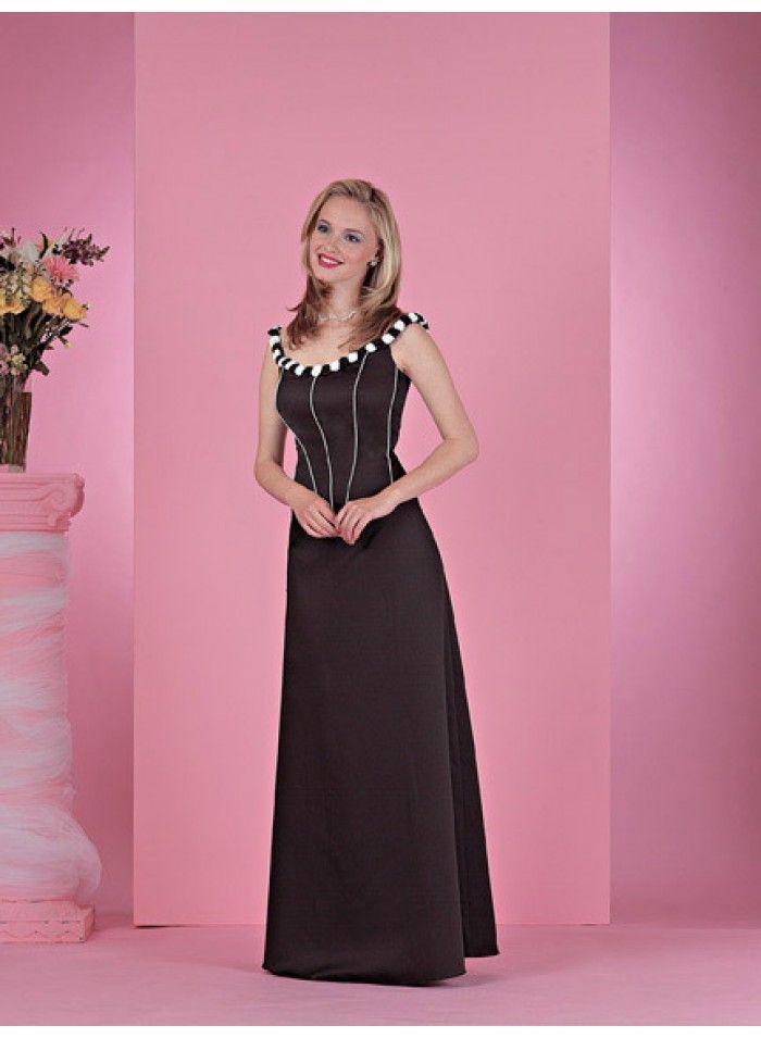 Spaghetti strap Stripes Floor length Celebrity Dresses WE0902 ...