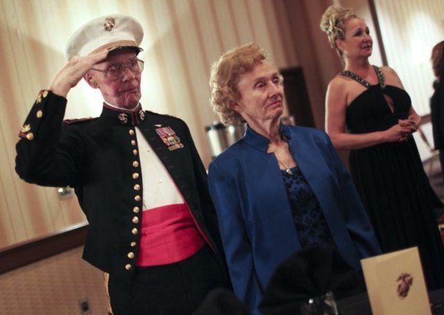 Evening dress marine corps engineer