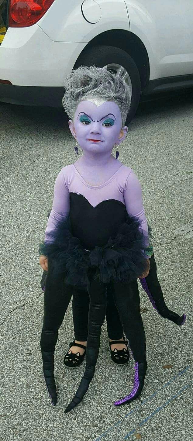 Ursula Isthat Disfraz Ursula Halloween Disfraces