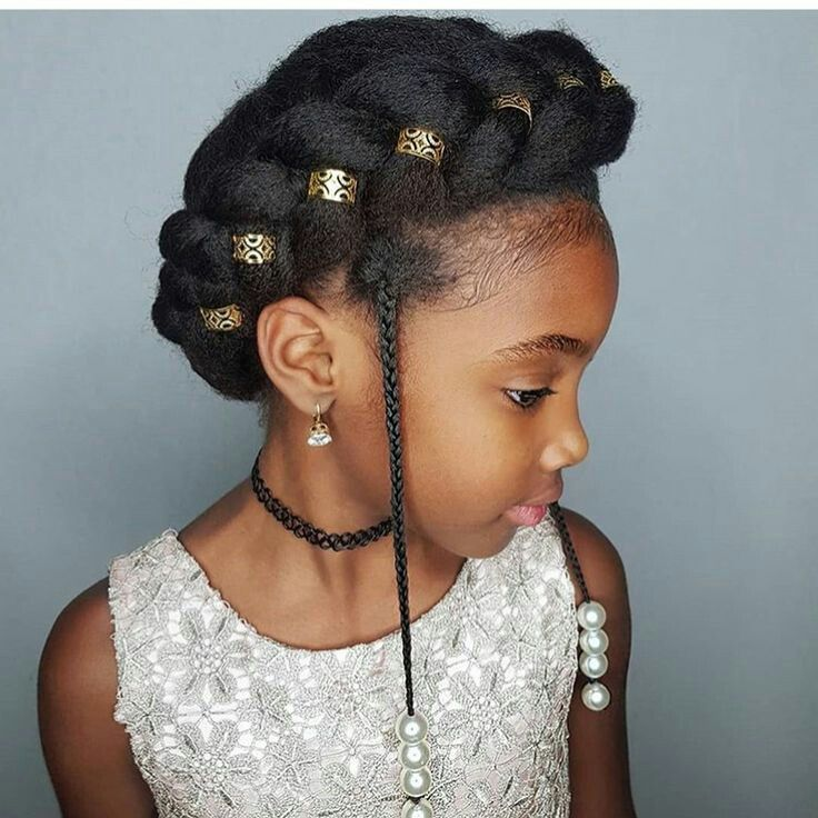 That Hair Tho... image by Kahea | Kids hairstyles for wedding, Natural hair styles, Natural ...