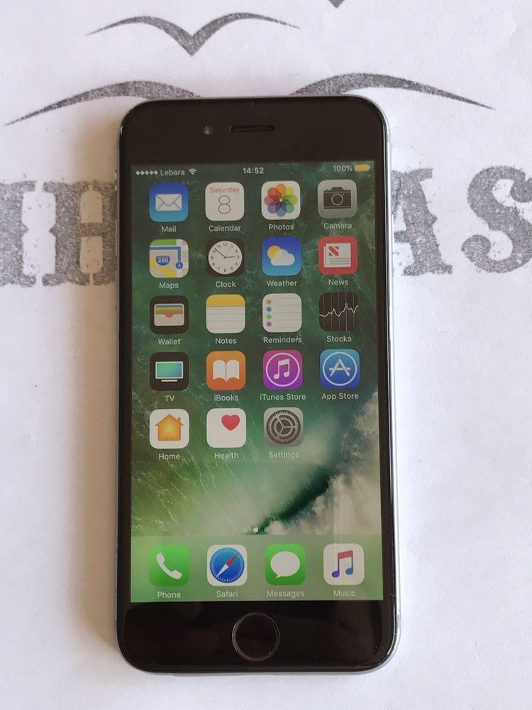 Apple iphone 6 16gb space grey unlocked smartphone