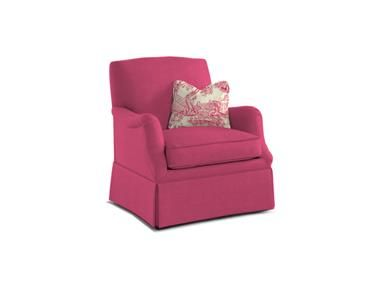 Shop for Sherrill Arm Chair, 1522-1, and other Living Room Chairs at Sherrill Furniture in Hickory, NC. Total Std. Pillows: 1 - Toss Pillow. Welted Cushion.