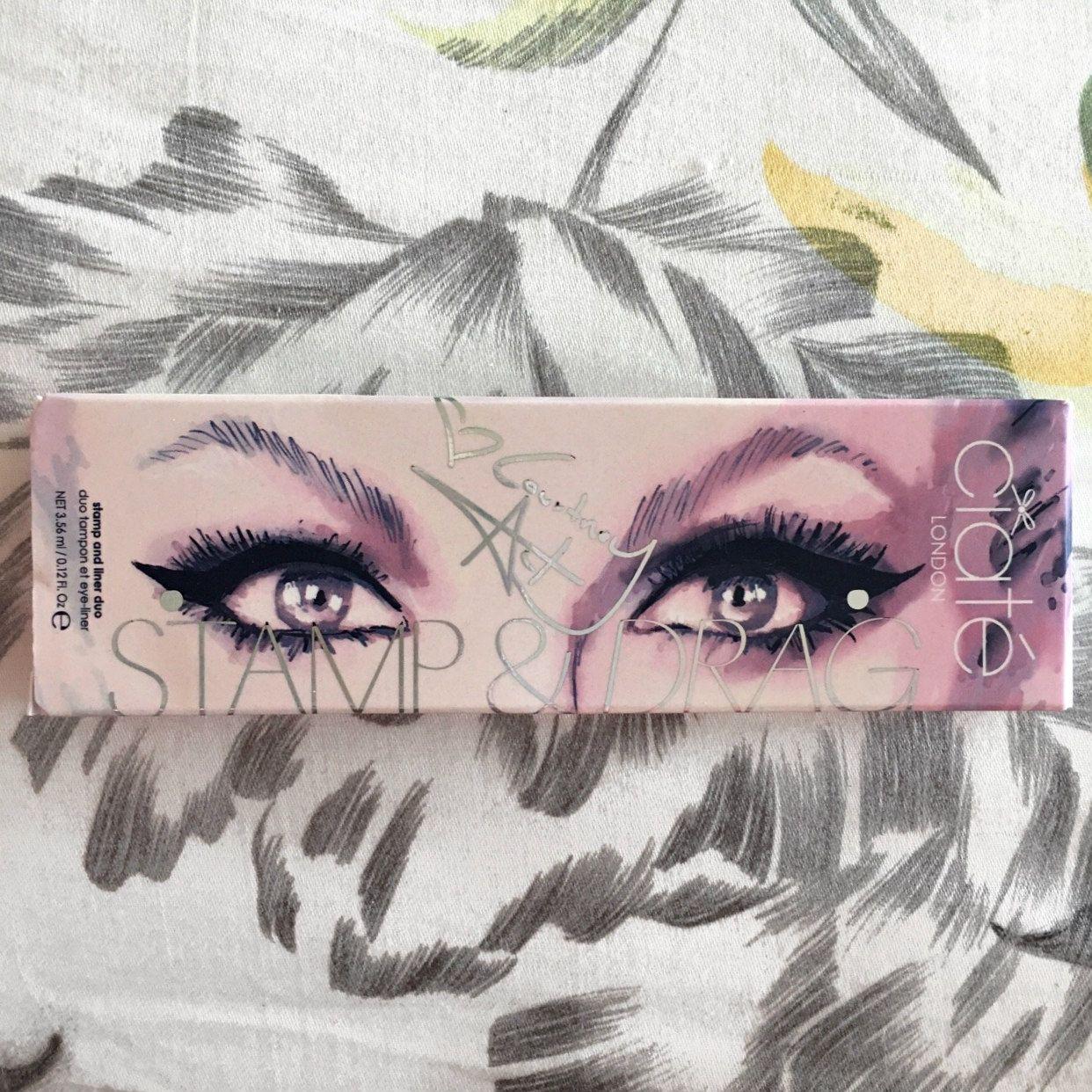Ciaté London x Courtney Act Stamp & Drag Liner Duo