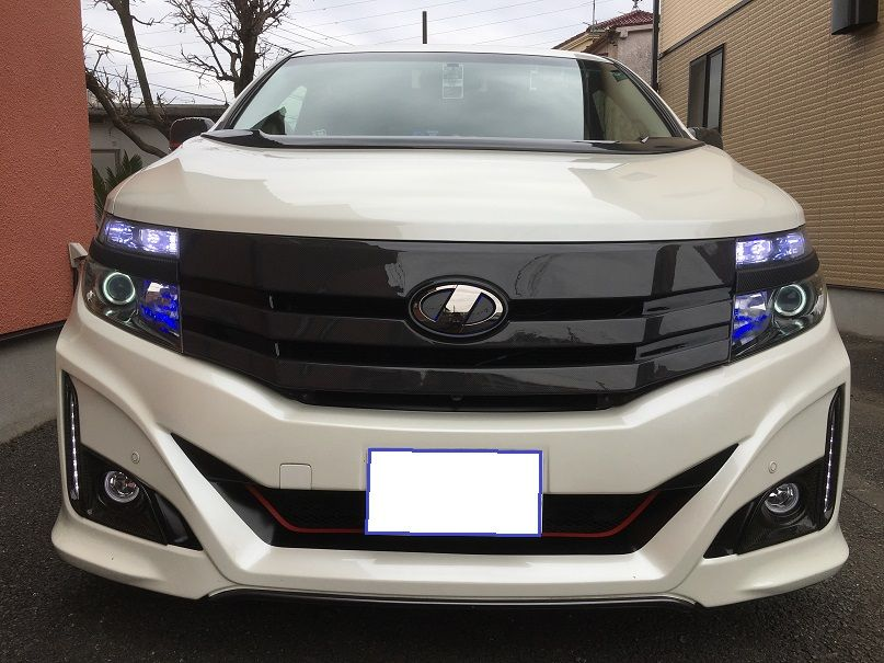 日産 エルグランド Haruyukiの愛車紹介 エルグランド 日産 車 エアロ