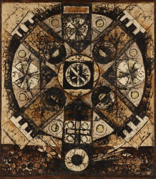Une Image De La Tortue Antique Par Leonard French French