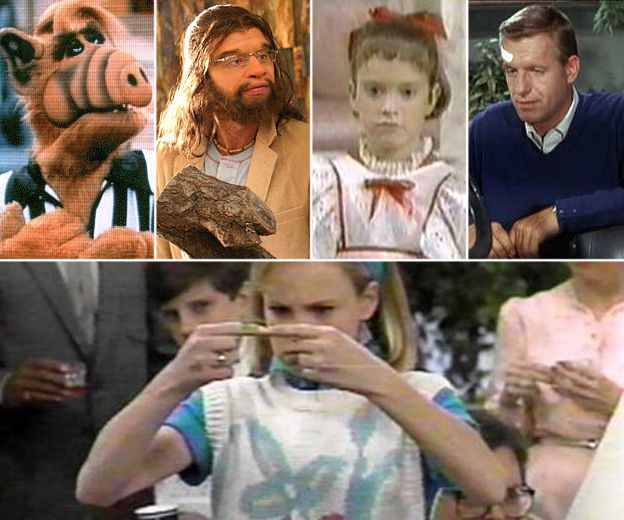 Weird TV Show Hits And Misses