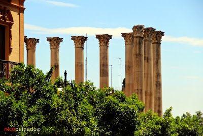 Córdoba Star Movie: Templo romano de Córdoba