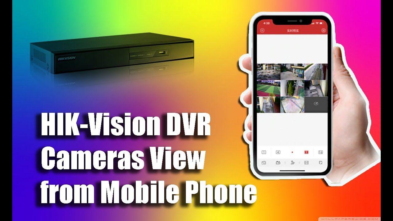 Hikvision dvr remote viewing hikvision dvr cctv cameras