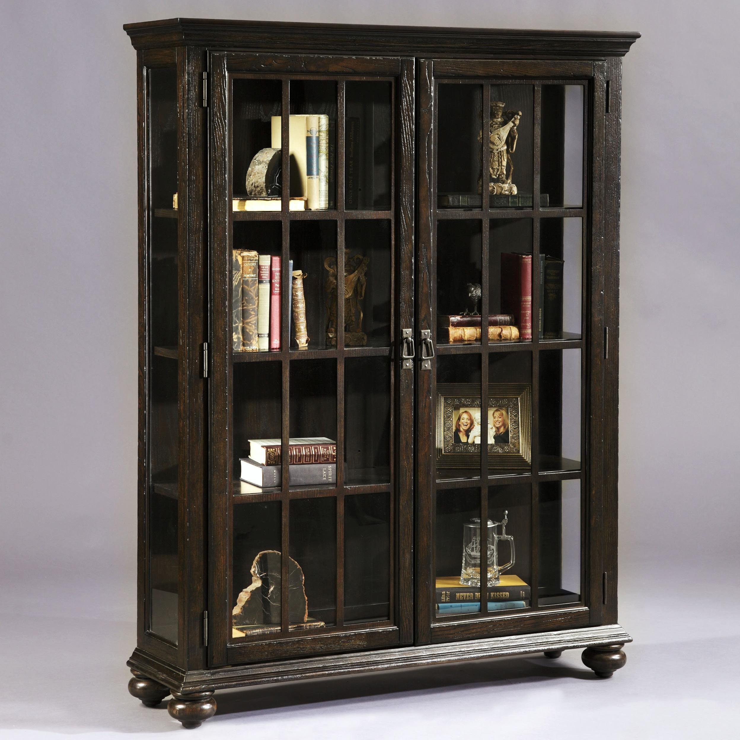 Curios Bookcase Curio Cabinet by Pulaski Furniture