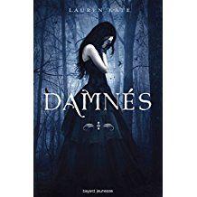 """K pour Lauren Kate - """"Damnés"""""""
