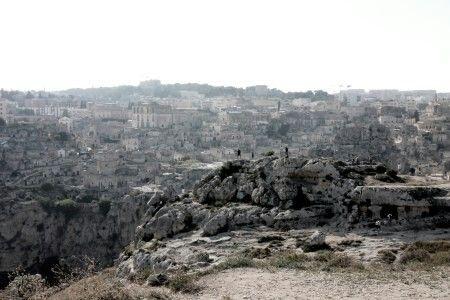 Blick von den Canyons auf die Altstadt ... Wahnsinn! :)