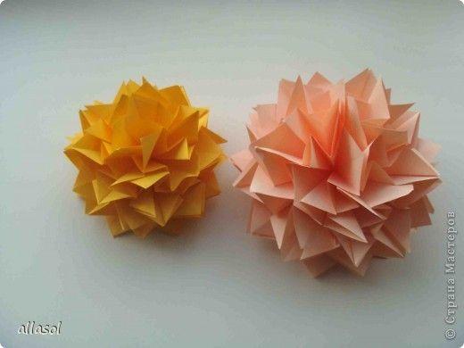 Оригами для день учителя