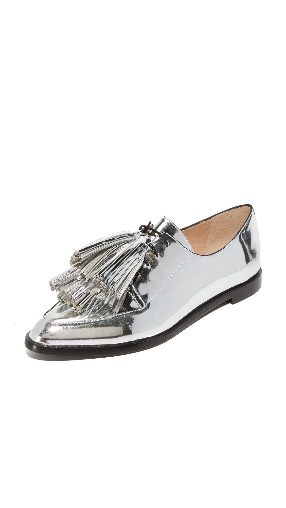 22b9ea4438f Jasper Tassel Oxfords | Fall 2018 Priorities | Shoes, Shoe boots ...