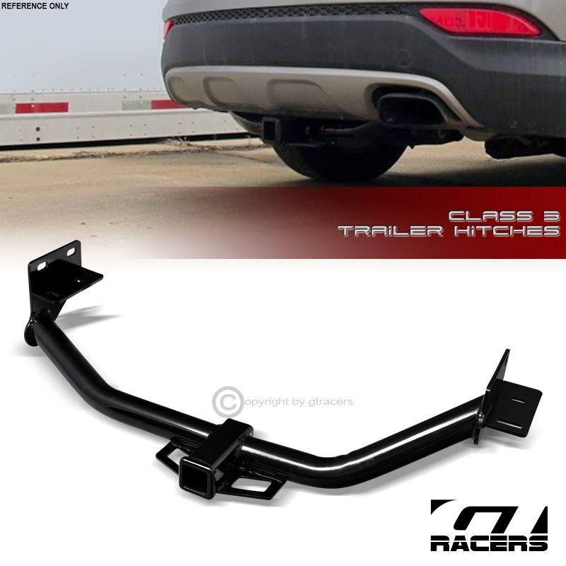 "Class 3 Trailer Hitch Receiver Rear Bumper Tow 2"" For 2013"