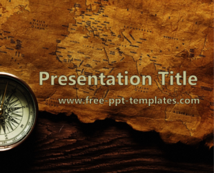 Free Powerpoint Templates History Theme History Theme Powerpoint Background Design Powerpoint Template Free