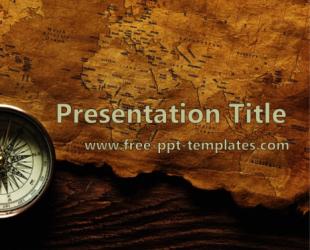 Free Powerpoint Templates History Theme History Theme Powerpoint Template Free Powerpoint Background Design