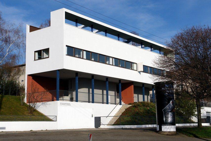 Le corbusier stuttgart weissenhofsiedlung architecture for Stuttgart architecture