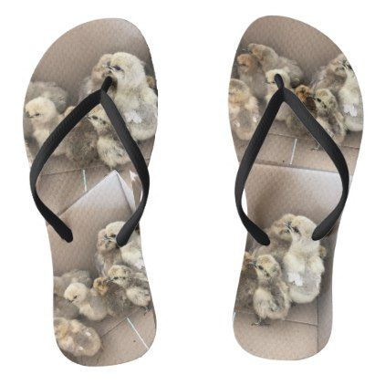cfb0112227d5 Chicken Thongs Flip Flops - girl gifts special unique diy gift idea