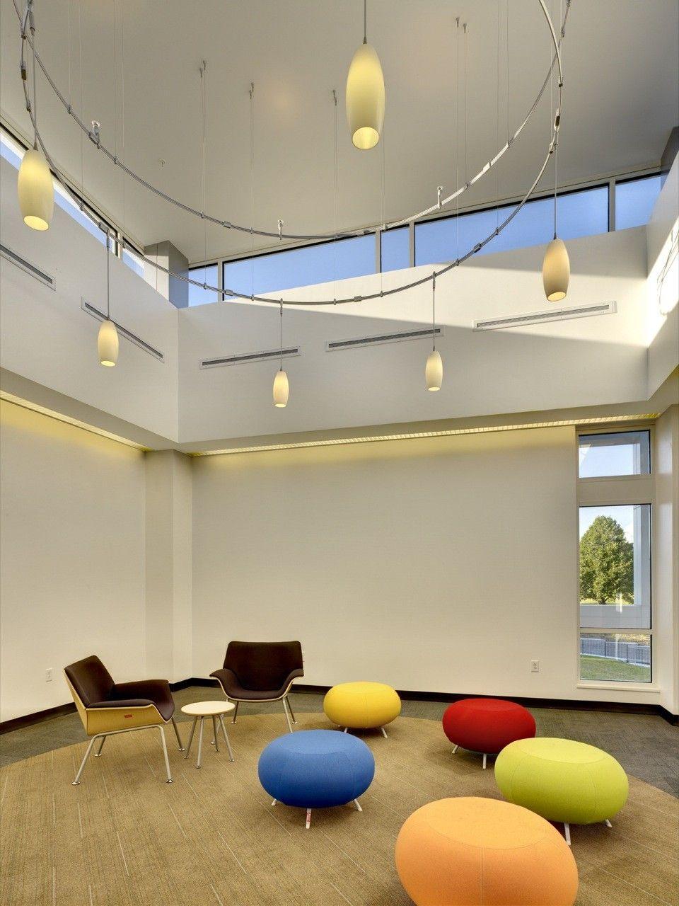 Gallery Of Suny Institute Of Technology Student Center Qpk Design 10 Student Center Design Home Decor