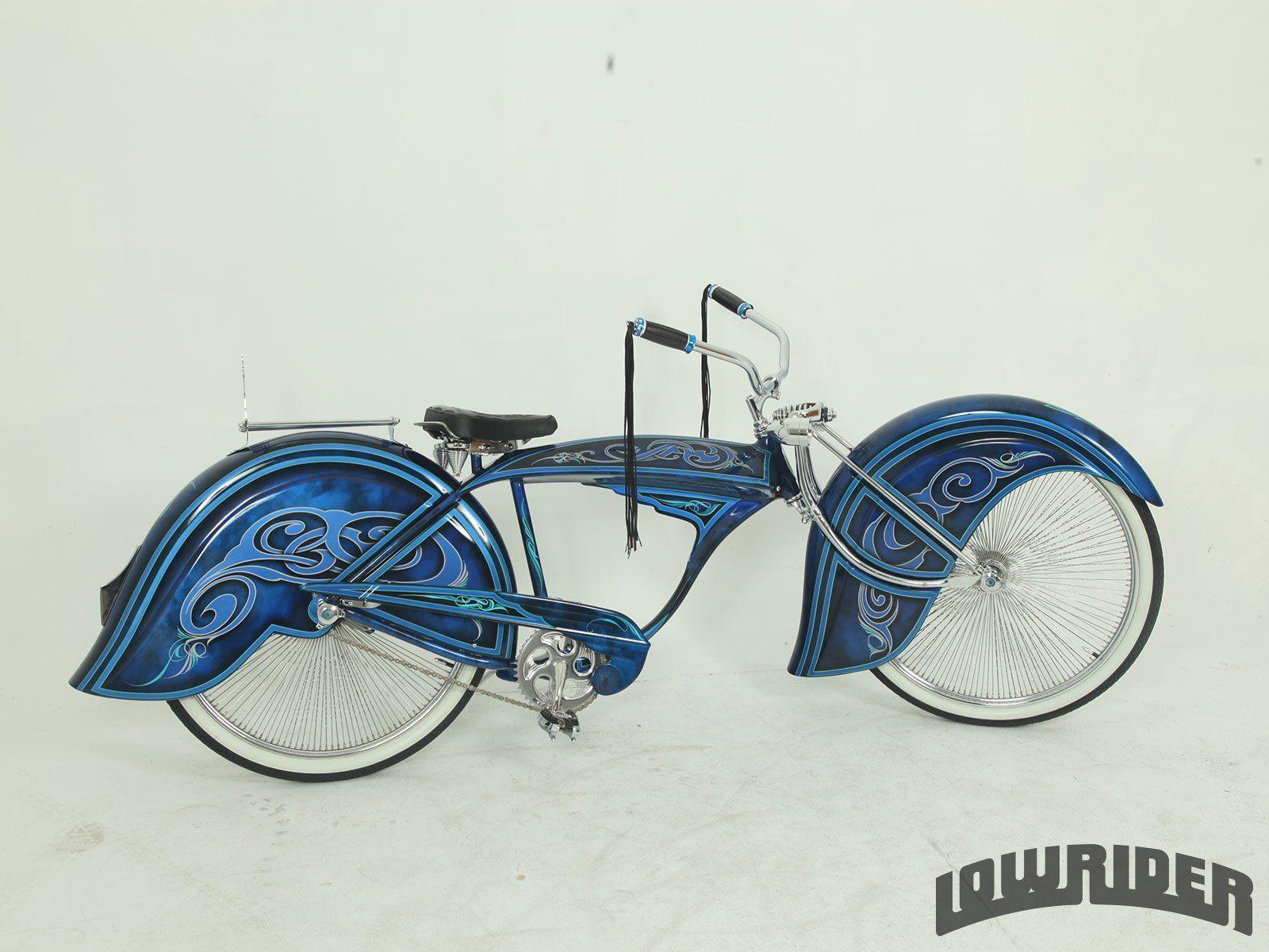Custom Lowrider Bikes | LOWRIDER motorbike tuning custom bike ...