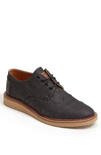 5c38b10396e TOMS  Brogue  Wingtip (Men) available at  Nordstrom