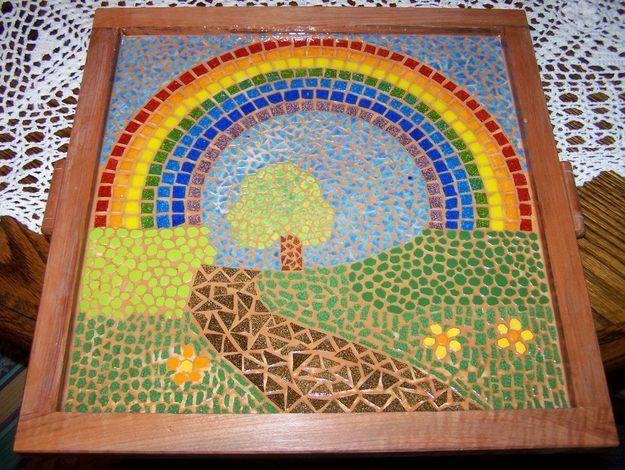 Mi Sitio Mosaicos Obras De Arte Ninos Arte Mosaicos