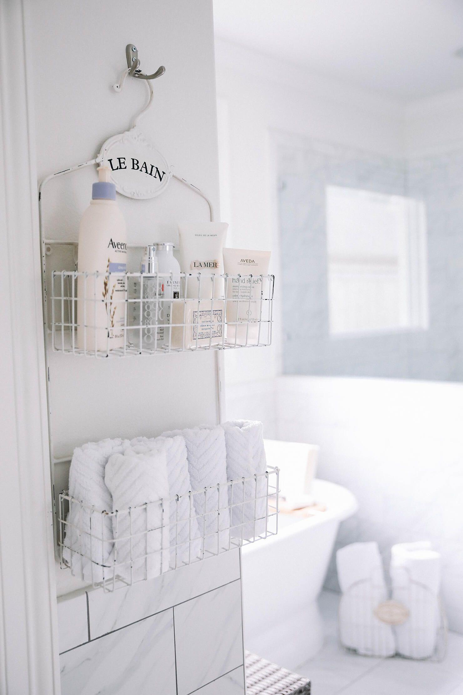 Bathroom Organization Ideas: 6 Tips to Keeping Your Bathroom Tidy ...