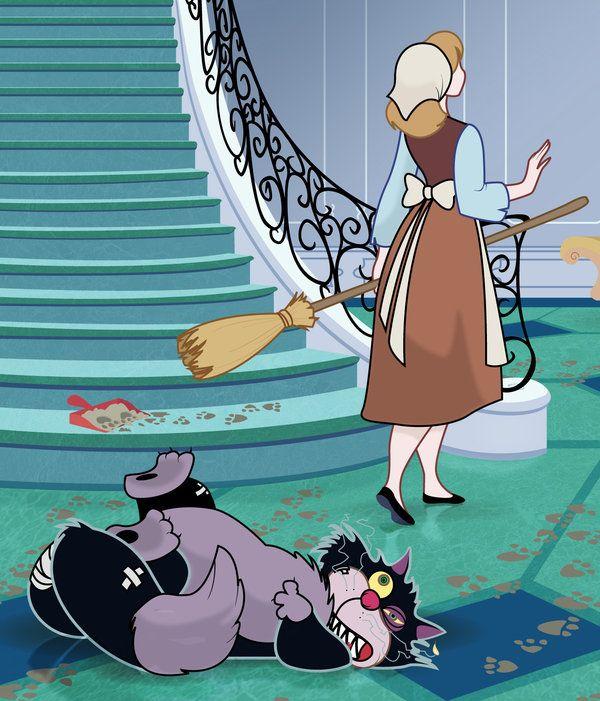 Lucifer Cinderella: Cinderella Triumphant By BetterthanBunnies On @deviantART