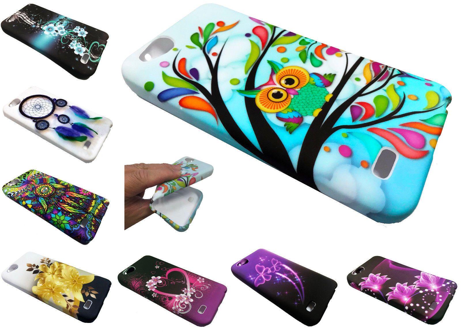 Tpu Flexible Skin Cover Phone Case For Zte Zfive G Z557Bl