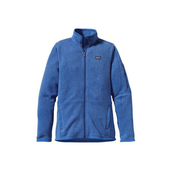 Women's Patagonia Better Sweater Jacket - Oasis Blue Jackets ($139 ...