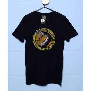 8Ball T-Shirts™ Sale Item - Mens Devas T Shirt - Small - Black