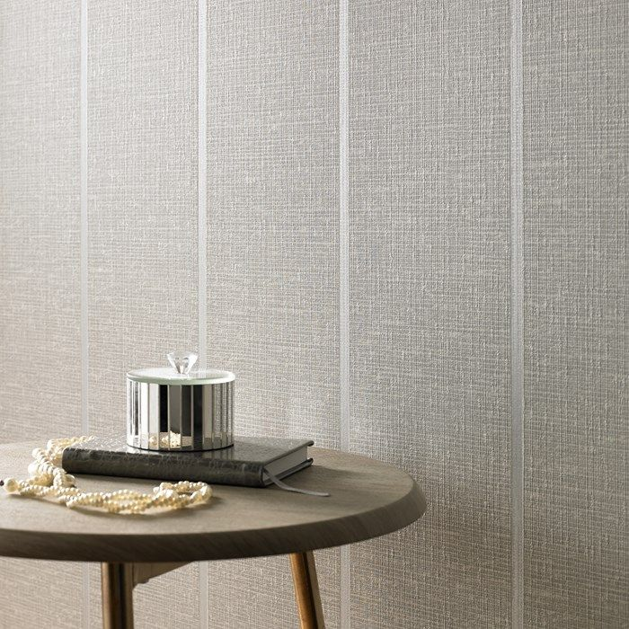 Prairie Gray Textured Wallpaper
