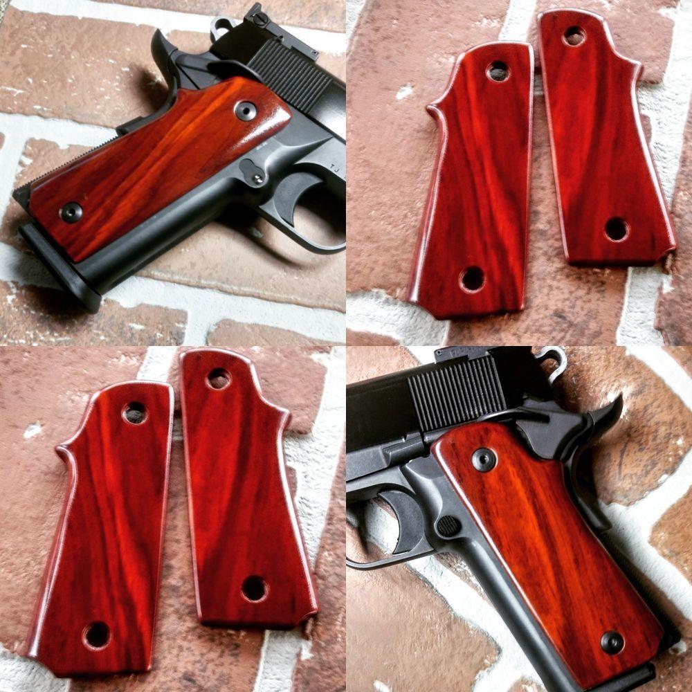 Para Ordnance Cocobolo Hardwood P14 P16 P18 1911 Double Stack Gun