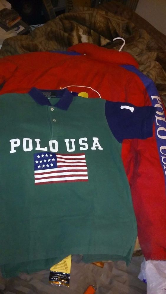 Rare POLO by ralph lauren rugby shirt nUiqizRP