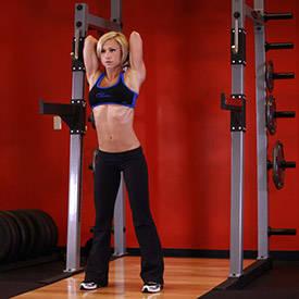 #Bodybuildingco #dumbbell #exercise #Extension #Guides #standing #triceps #videos Standing Dumbbell Triceps Extension | Exercise Videos & Guides | Bodybuilding.com #dumbbellexercises
